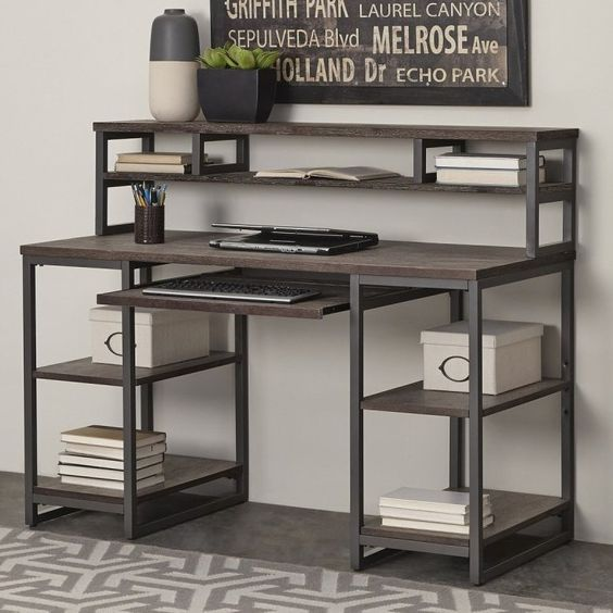 ArtSteel Norge Desk Table 021