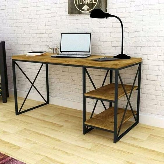 ArtSteel Norge Desk Table 022